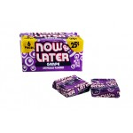 Now and Later-Grape-6 Pieces