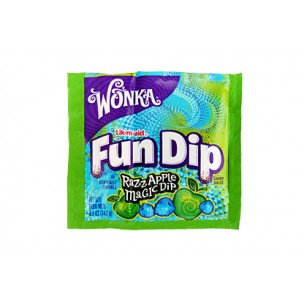 Fun Dip Razz Apple