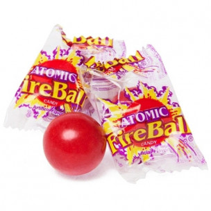 Ferrara Atomic Fireballs-30 pieces