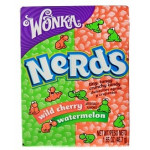 Nerds Watermelon & Wild Cherry-5 Pack