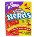 Nerds Lemonade Cherry Apple Watermelon-Best Before 06.19