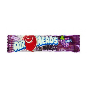 Airheads Taffy Grape-12 plater