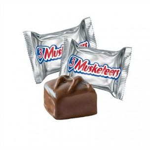 3 Musketeers Minis-3 Pieces