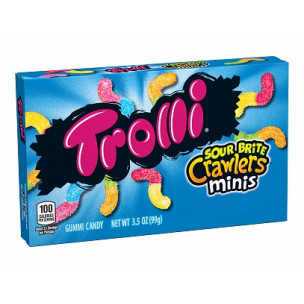 Trolli Sour Brite Crawlers-99 grams