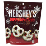 Hershey's Chocolate Dipped Pretzels-213 grams