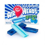 Airheads Blue Raspberry Gum-14 Pieces