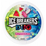 Ice Breakers Duo-vannmelon