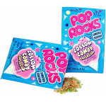 Pop Rocks sukkerspinn
