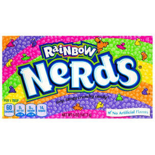 Nerds Rainbow-141 Grams