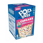 Pop Tarts Frosted Confetti Cupcake-8 Cakes