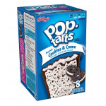 Pop Tarts Frosted Cookies n' Cream-8 Cakes