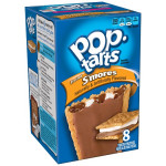 Pop Tarts Frosted S'mores-8 Cakes