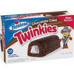 Twinkies Chocolate-10 Cakes