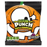 Sour Punch Bats & Pumpkins-102 Grams