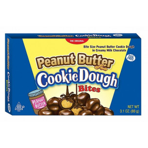 Peanut Butter Cookie Dough Bites-88 Grams