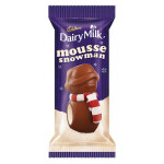 Cadbury Snowman Chocolate Mousse