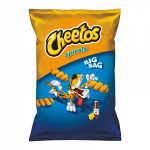 Cheetos Cheese & Ketchup Spirals Big Bag