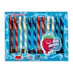 Airheads Candy Canes-12 Pieces