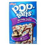 Pop Tarts Hot Fudge Sundae-8 Cakes