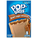 Pop Tarts Frosted Brown Sugar Cinnamon-2 Cakes
