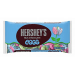 Hershey's Milk Chocolate Eggs-283 Gram Bag