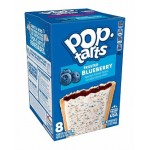 Pop Tarts Frosted Blueberry-8 Cakes