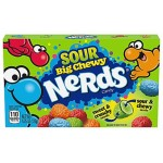 Nerds Big Chewy Sour-120 Grams