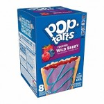 Pop Tarts Frosted Wild Berry-8 Cakes