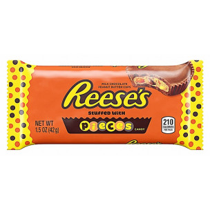 Reese's Peanut Butter Cups with Reese's Pieces-24 Units