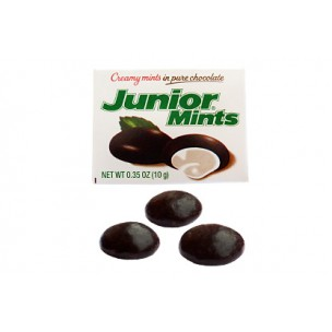 Junior Mints Chocolate Box